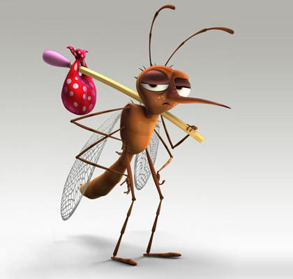 Por que a picada dos mosquitos deixam a pele avermelhada?
