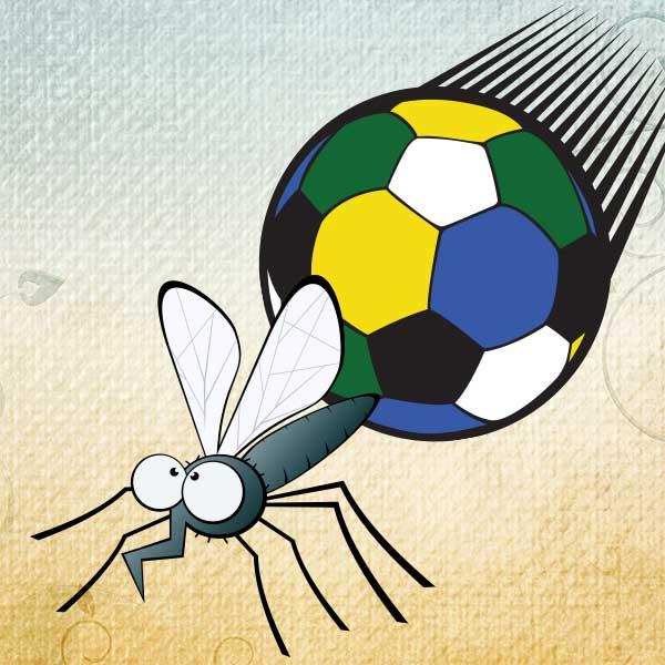Especialistas temem surto de dengue no Nordeste durante a Copa