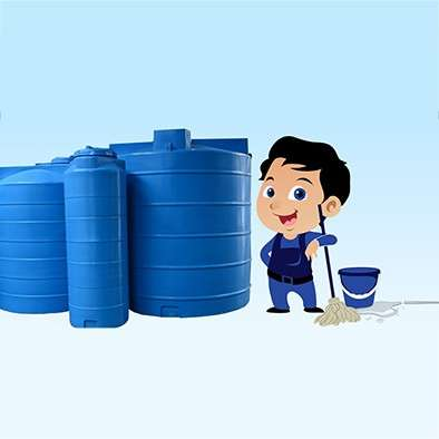Limpeza de caixa d água sp